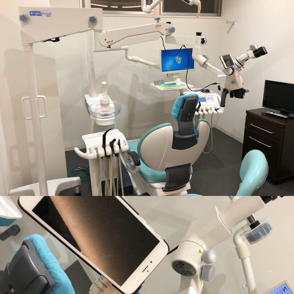 歯科顕微鏡/マイクロスコープ