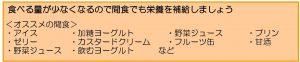 食事相談/噛めない/免疫力/主食/主菜/副菜